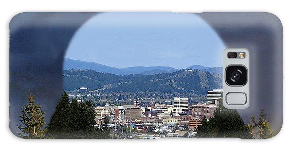 Spokane Near Perfect Nature Galaxy Case
