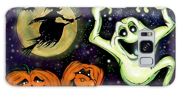 Spooky Galaxy Case by Kevin Middleton