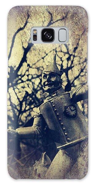 Spooky Tin Man Wizard Of Oz Galaxy Case