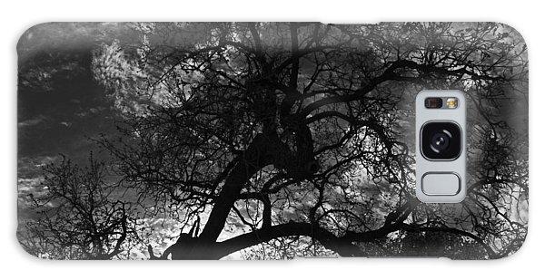 Spooky Tree Galaxy Case