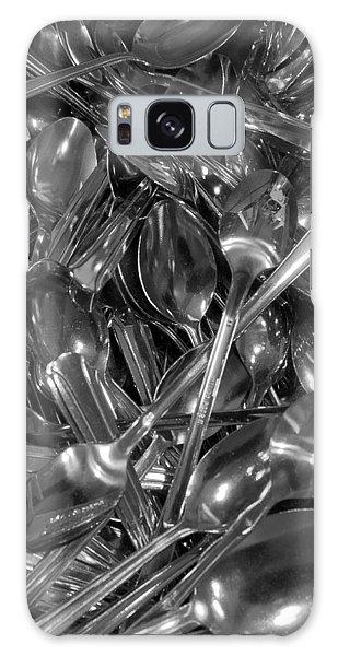 Spoons Galaxy Case