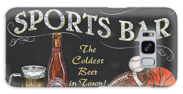 Sports Bar Galaxy Case