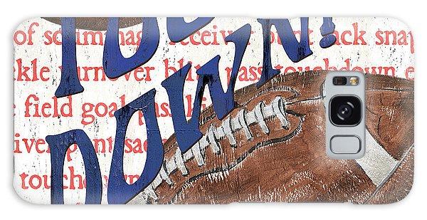 Pass Galaxy Case - Sports Fan Football by Debbie DeWitt