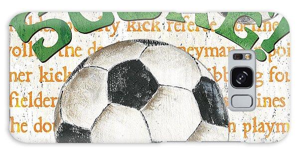 Pass Galaxy Case - Sports Fan Soccer by Debbie DeWitt