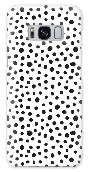 Spots Galaxy Case by Rachel Follett