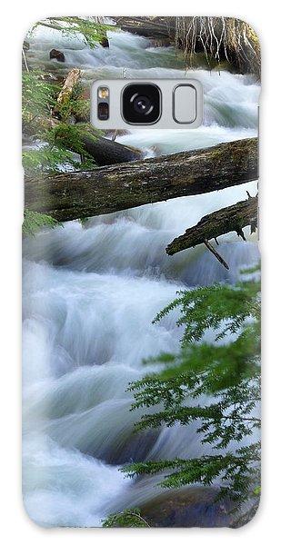 Sprague Creek Glacier National Park Galaxy Case