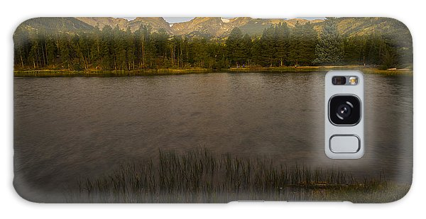 Sprague Lake Galaxy Case by Gary Lengyel