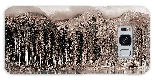 Sprague Lake Morning Galaxy Case by Thomas Bomstad