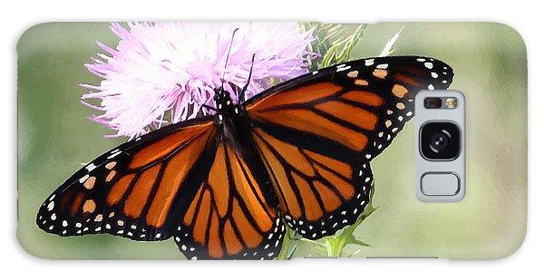 Spread Your Wings Galaxy Case by Anita Oakley