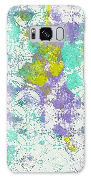 Spring Begins Galaxy Case by Lisa Noneman