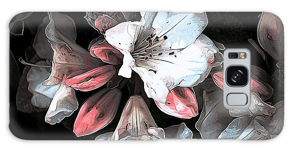 Spring Bloom Galaxy Case by Erica Hanel