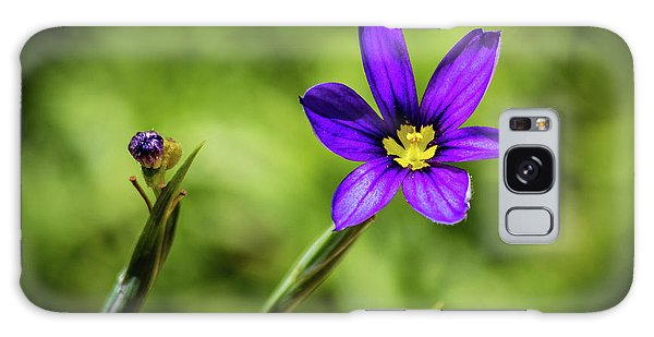 Spring Blooms Galaxy Case