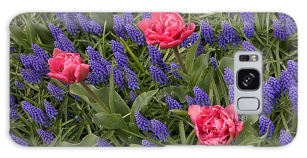 Spring Blooms Galaxy Case by Phyllis Peterson