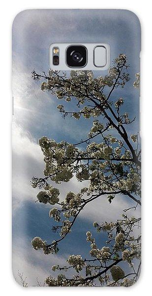 Spring Blossom Sky Galaxy Case