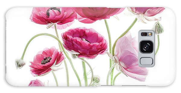 Spring Bouquet Galaxy Case by Rebecca Cozart