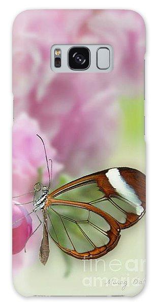Spring Cherry Blossom Galaxy Case
