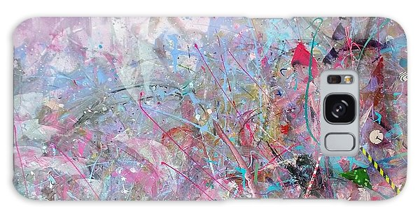 Spring Collage Galaxy Case