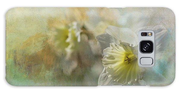 Spring Daffodils Galaxy Case