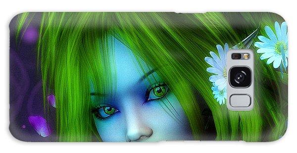 Spring Elf Galaxy Case
