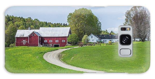 Spring Farm Galaxy Case by Tim Kirchoff