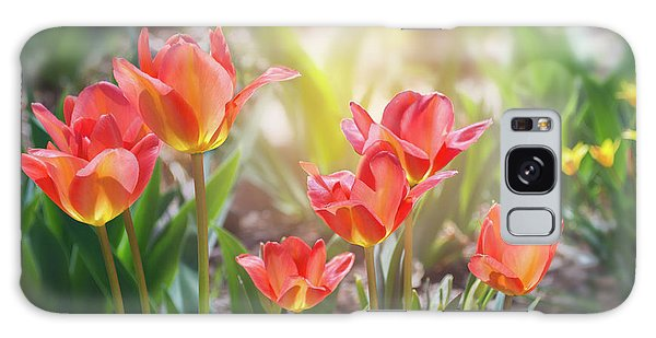 Spring Favorites Galaxy Case