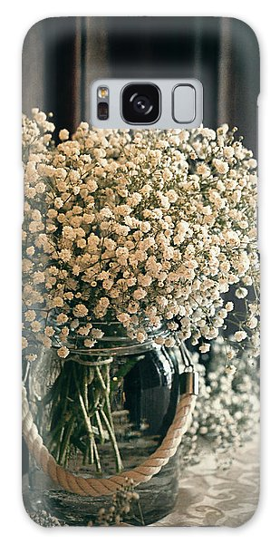 Jug Galaxy Case - Spring Flower Arrangement by Maria Angelica Maira