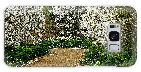Spring Flowering Trees Wall Art Galaxy Case