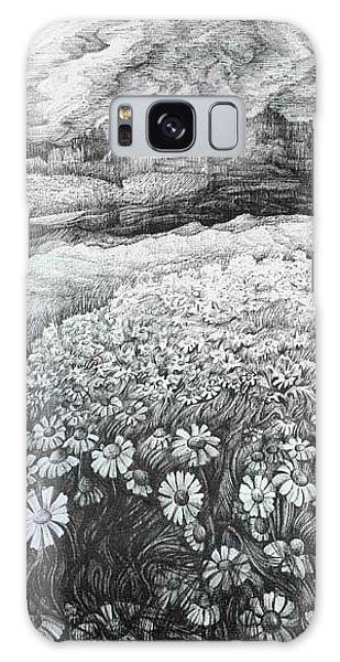 Spring Flowers Galaxy Case by Anna  Duyunova