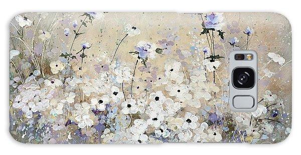 Spring Gardens Galaxy Case by Laura Lee Zanghetti