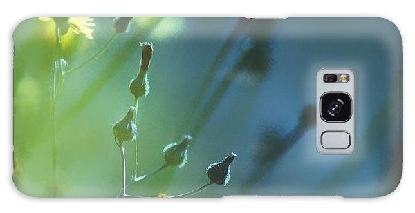 Spring Grass Galaxy Case