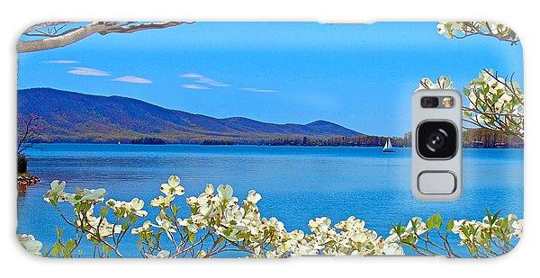 Spring Has Sprung 2 Smith Mountain Lake Galaxy Case by The American Shutterbug Society