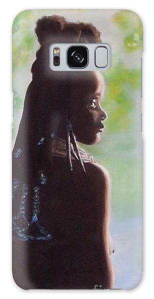 Spring In Africa Galaxy Case by Annemeet Hasidi- van der Leij