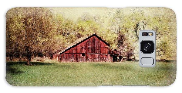 Spring In Nebraska Galaxy Case by Julie Hamilton