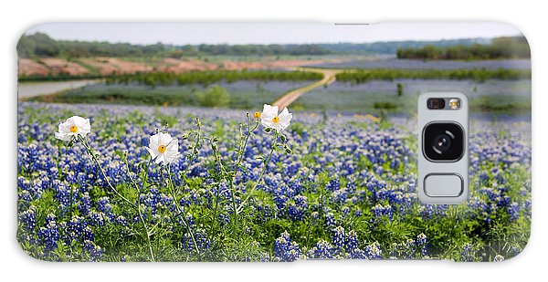 Spring In The Hill Country Galaxy Case