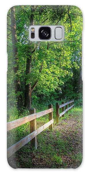 Limb Galaxy Case - Spring Leaves by Marvin Spates