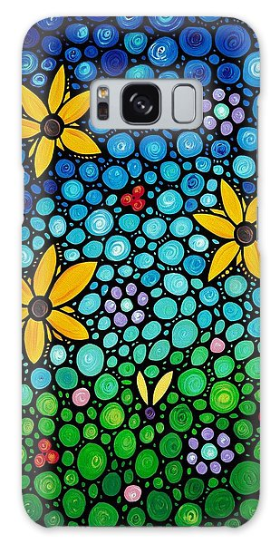 Spring Maidens Galaxy Case by Sharon Cummings