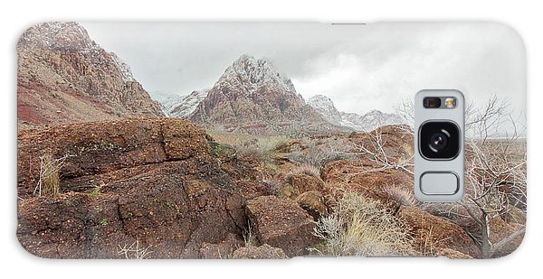 Spring Mountain Ranch Galaxy Case