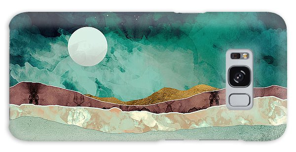 Landscape Galaxy Case - Spring Night by Katherine Smit