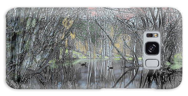 Spring On The Backwater Galaxy Case