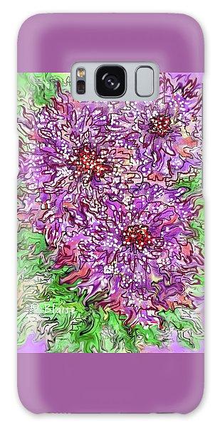 Spring On The Way Galaxy Case by Yvonne Blasy