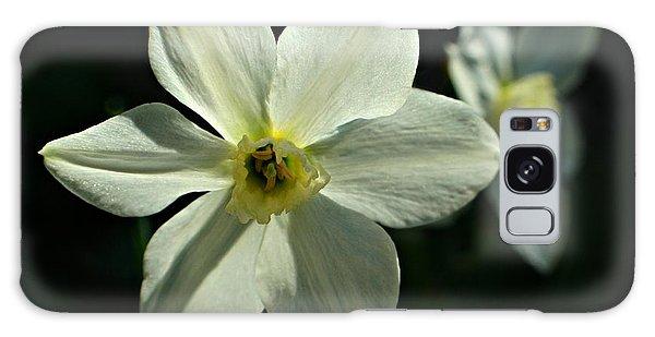 Spring Perennial Galaxy Case by Barbara S Nickerson