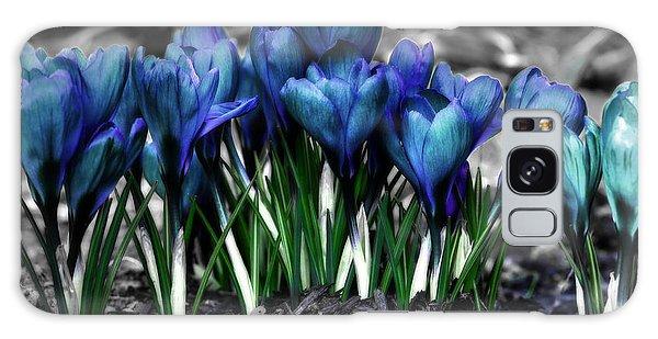 Spring Rebirth Galaxy Case