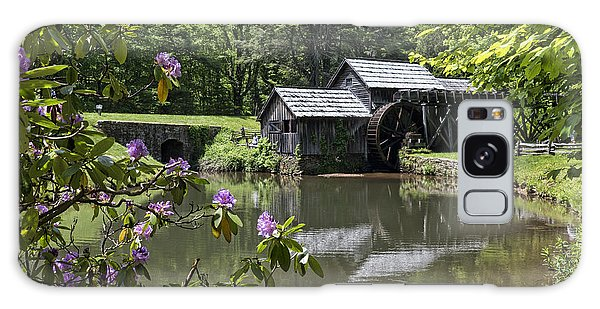 Spring Reflections Of An Ancient Mill Galaxy Case