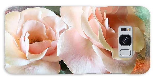 Spring Roses Galaxy Case by Gabriella Weninger - David