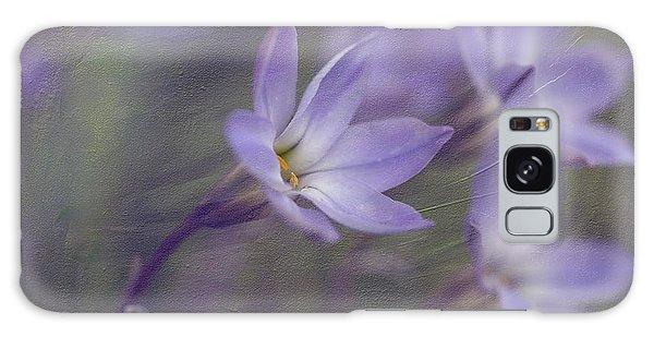 Spring Starflower Galaxy Case