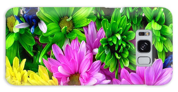 Galaxy Case featuring the painting Spring Still Life Floral 721 by Mas Art Studio