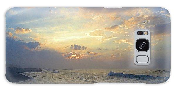 Spring Sunrise Galaxy Case