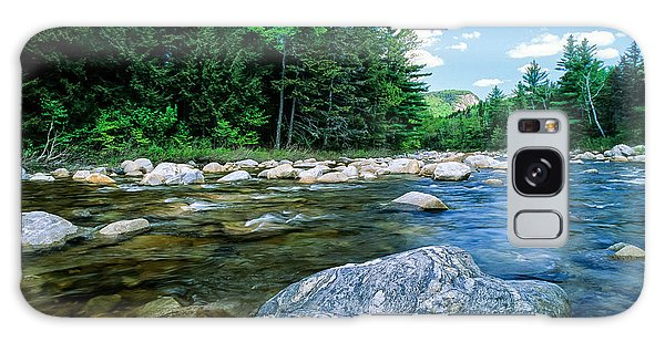 Spring-swift River Nh Galaxy Case