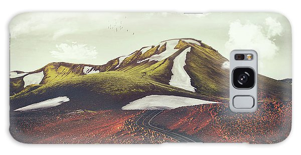 Landscapes Galaxy Case - Spring Thaw by Katherine Smit