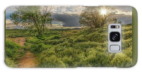 Spring Utopia Galaxy Case